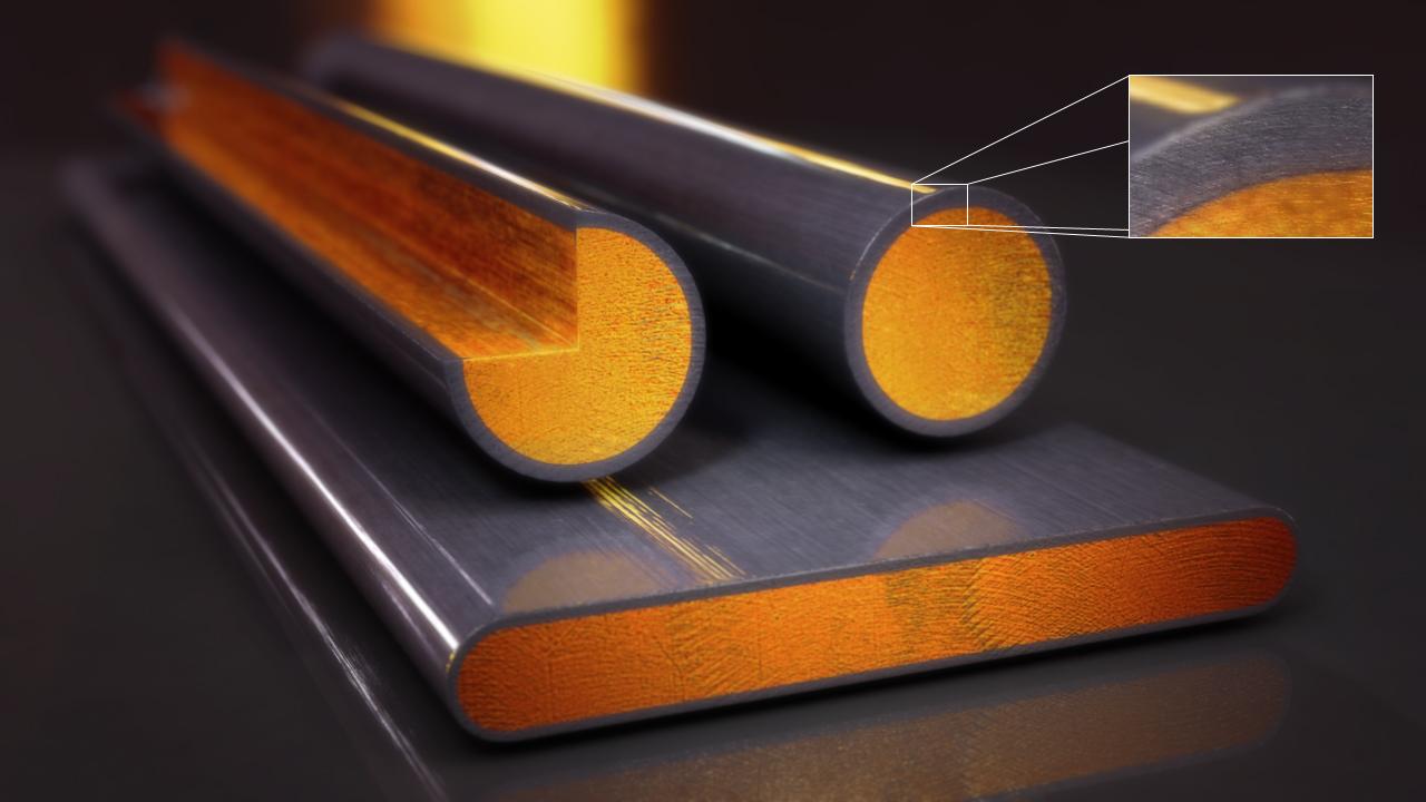 Titanium Clad Copper | Anomet Products